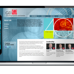 GEI Consultants Website